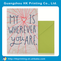 high-end Valentine 's Day cards greeting card