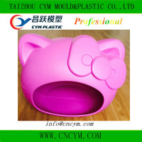High quality Hot Sale plastic Cat&Dog indoor kennel