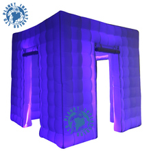 High Quality Durable Cube Tent Inflatable Photobooth For Sale