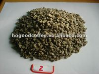 Arabica Green Coffee Bean-AA -Yunnan, China