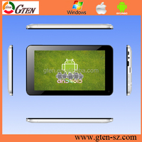 Cheapest large battery 3000mAh 7inch Allwinner A23 knc tablet
