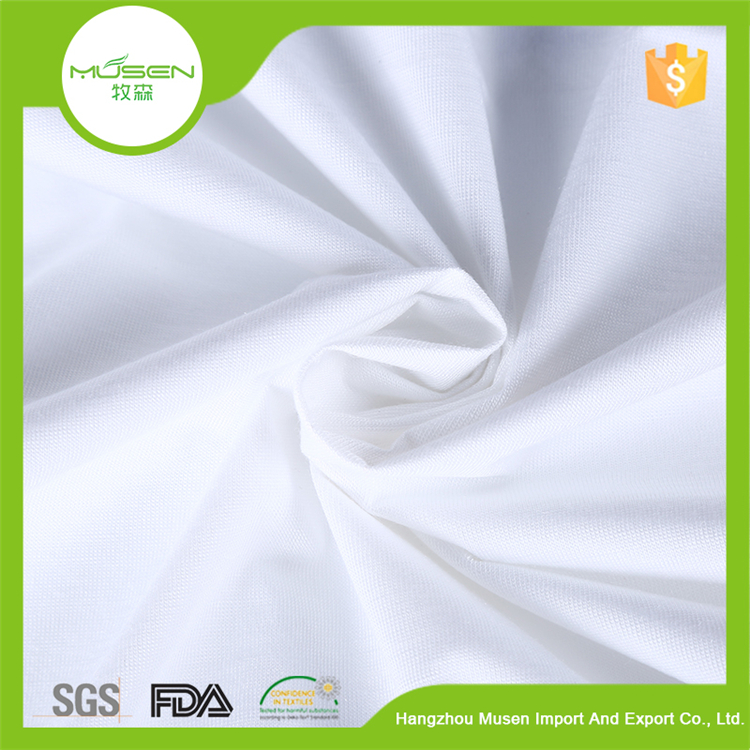 New Designed Sublimation Fancy White Hotel Baby Waterproof Pillow Case