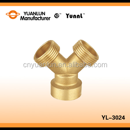Hot Sales China YL-3024 Cheap Price Durable Mini 1/2'' Brass Check Valve
