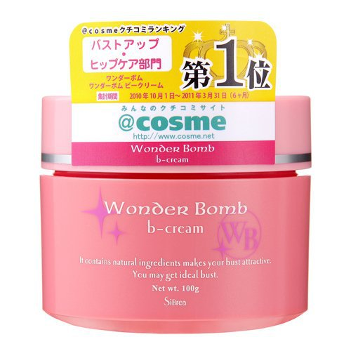 Wonder Bomb moisturizing big breast cream enhancer for daily beauty care