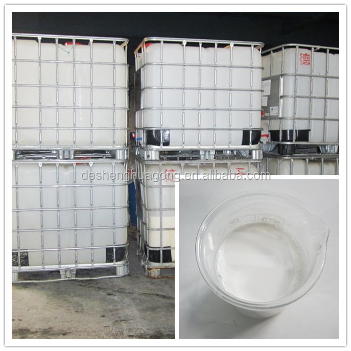 High quality Lubricant calcium stearate emulsion