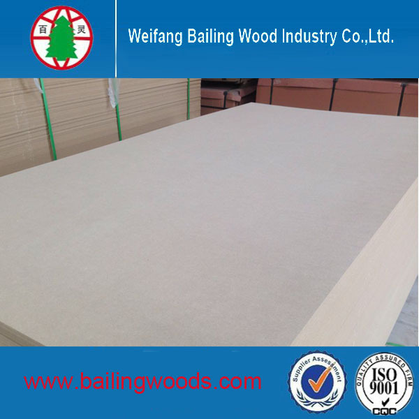 raw mdf board price/mdf production line