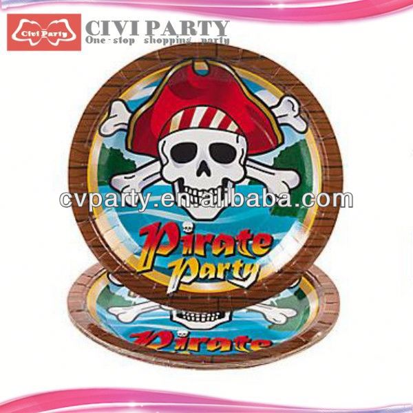 china manufacturer Birthday Party Theme Packs Plates 1st birthday party supplies unique paper dish