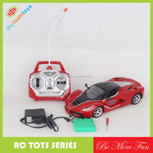 1:18 5ch rc one key open car toys rc for kids