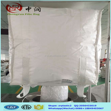 One tonne copper mine jumbo bags , 1000kg 1500kg 2000kg mining bags with uv resistance