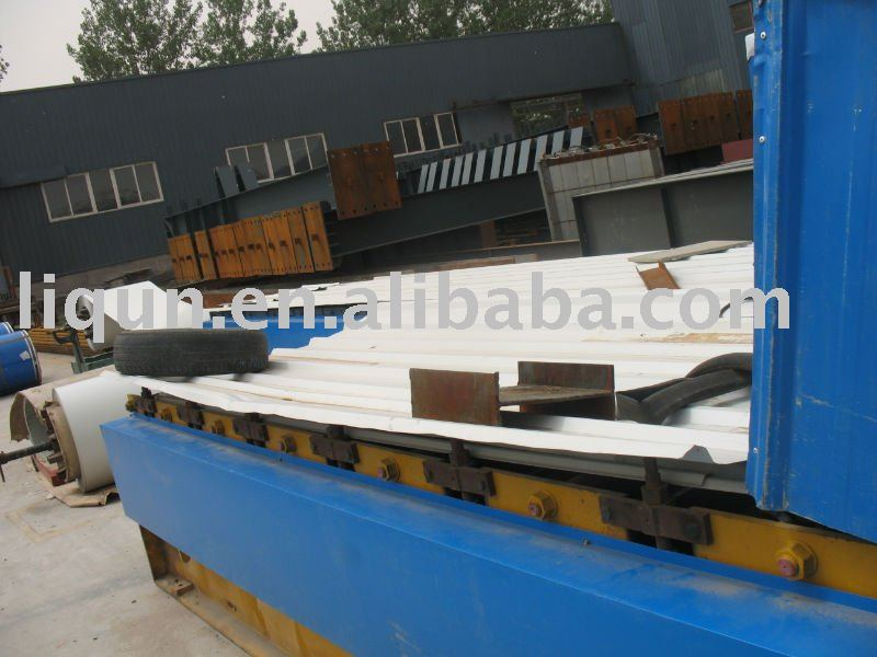 LQ security color steel plate