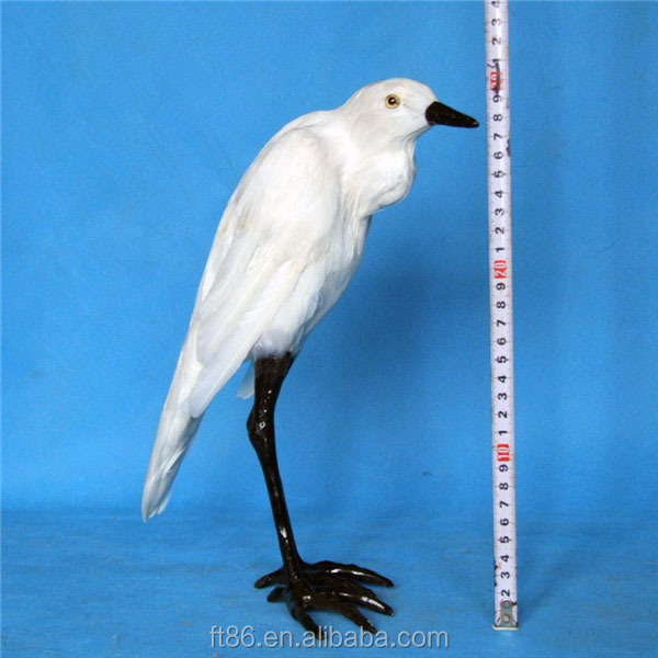China factory sale real size birds toy exporter simulated garden birds talking parrot
