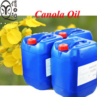 Body massage squeeze refined canola oil mustard seed oil pure plant extract base essential oil OEM