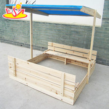 Wholesale cheap wooden outdoor playhouse high quality childrens wooden outdoor playhouse W10E003