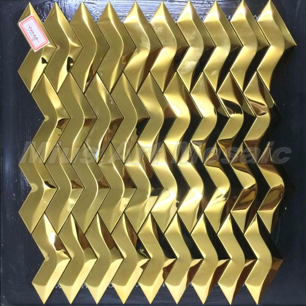 wholesale metal tile decorative - online buy best metal tile