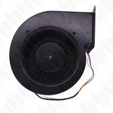 Silent low noise high pressure small snail 60W centrifugal blower for machine refrigeration
