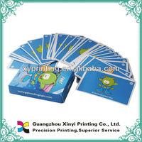 Children Flash Cards Printing