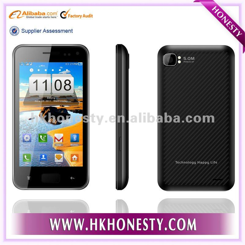 WI-Note Mini S5 Android phone with GPS