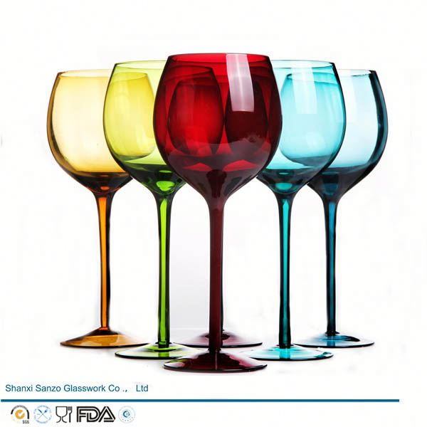 Sanzo Handmade Glassware Manufacturer wine glass names
