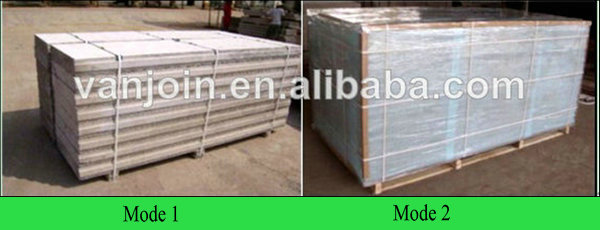 Prefab house eps sandwich cement panel