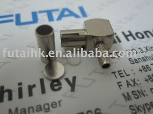 Mobile phone connector(TS-9 Plug Right Angle for Huawai)