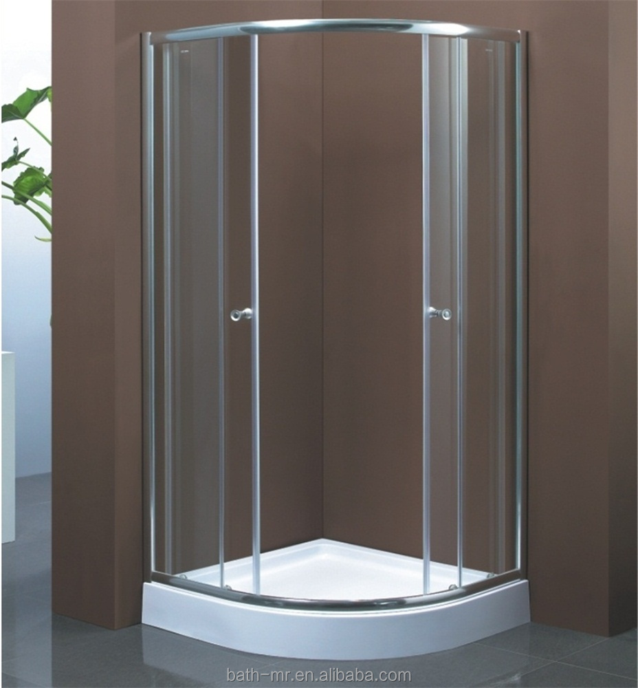 80x80 Cheap Glass Shower Enclosure - Buy 80x80 Shower Enclosure ...
