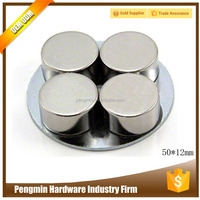 Guangzhou Top quality cheap permanent neodymium round magnets colored