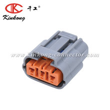 3 pin waterproof auto connector for 6195-0009
