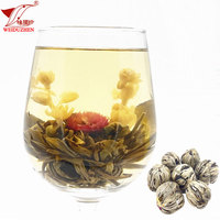 Refined Chinese Health Benefits Blend Flavour Blooming Tea China Suppliers Flower Tea