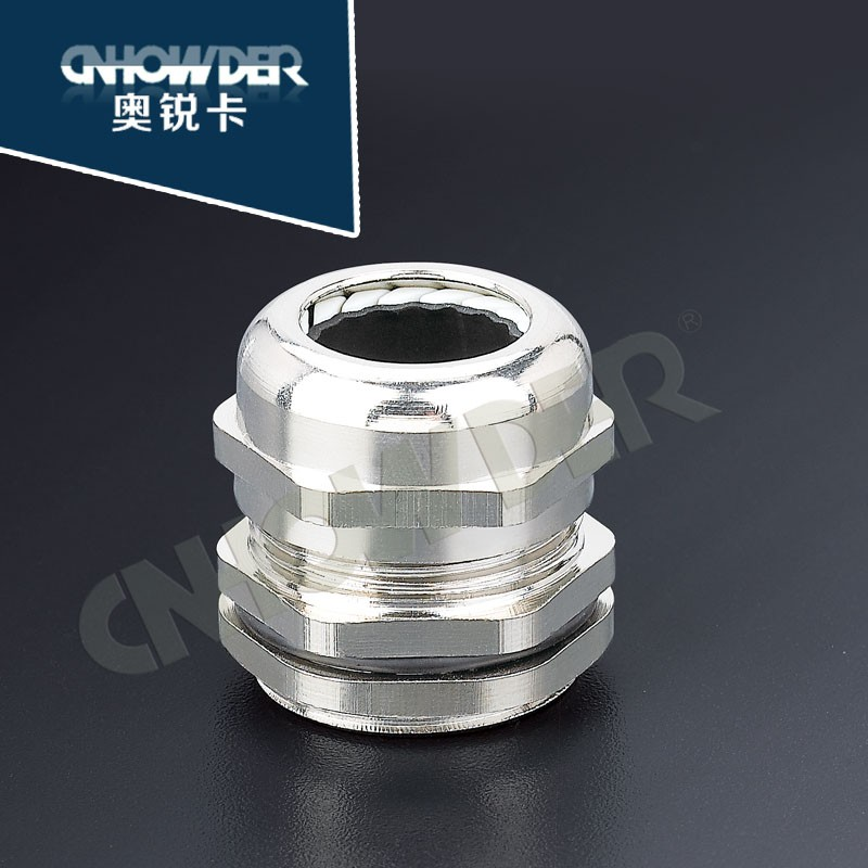Brass marine cable gland plate explosion proof cable glands with CE certificate