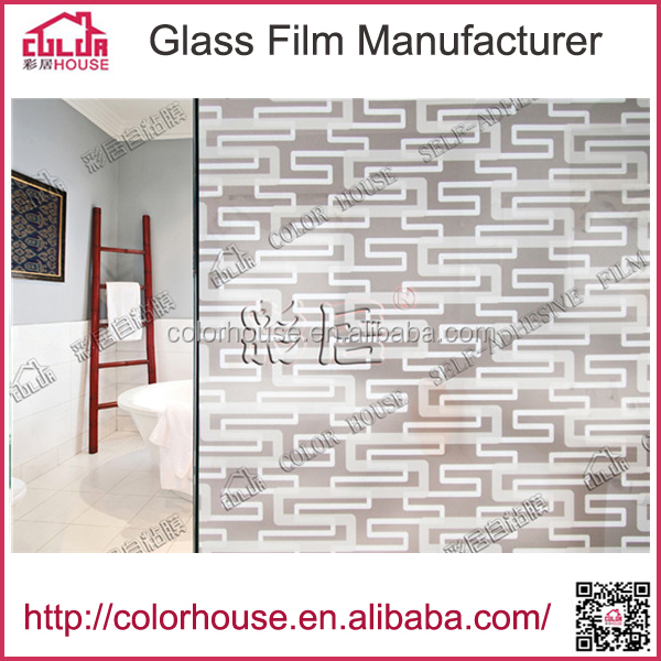 smart tinting liquid crystal glass film from china