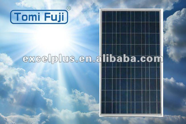 low price high qualify UL certificate 80w photovoltaic polycrystalline solar panel