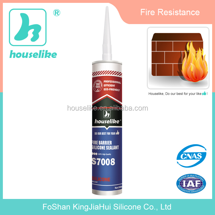 S7008 Fire Resistant Flame Retardant Neutral silicone Sealant
