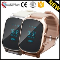 Micro wrist watch gps kid watch tracker for child kids elderly