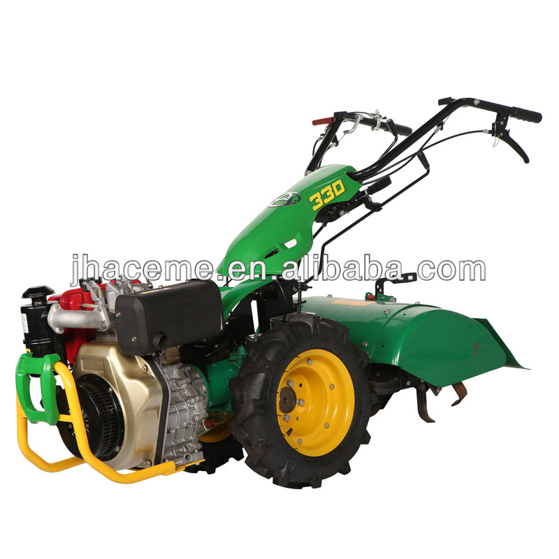 ACECOWBOY 330 Two Wheels Walking Tractor