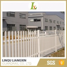 USA Market Oriented OEM ODM PVC Removable Garden Fence