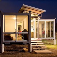 Low Cost Latest Design Prefabricated Luxury Living Container House