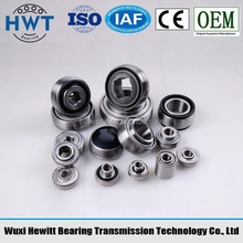 W214PPB2 spherical ball bearing,square bore bearing,agricultural bearing