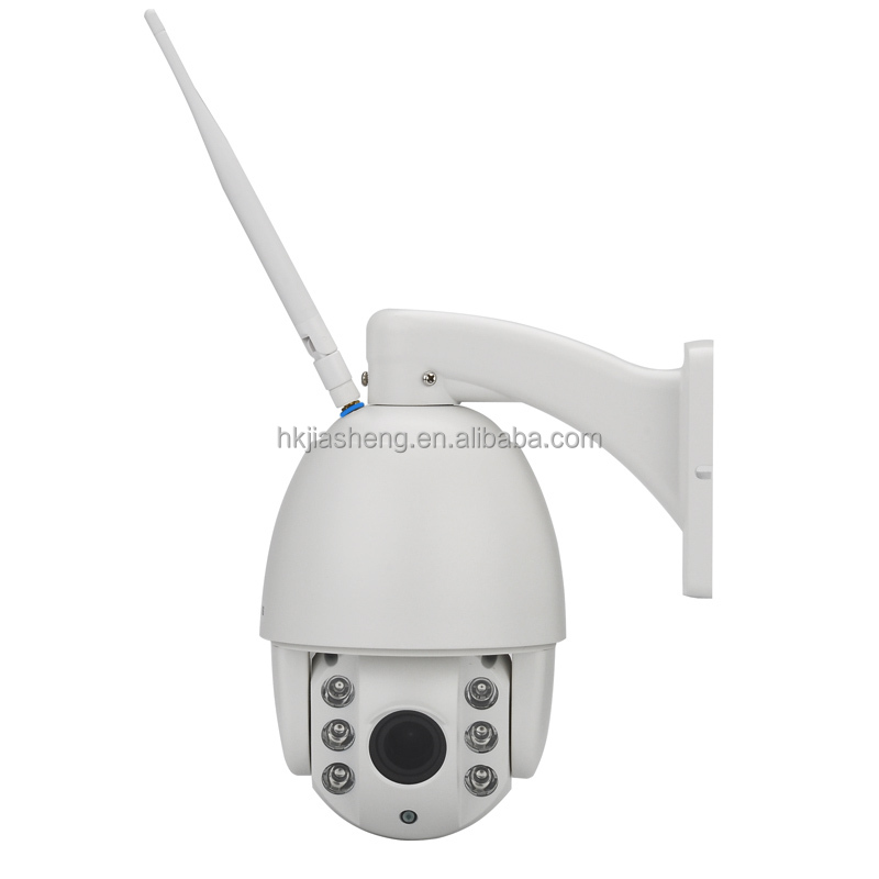 60m night vision infrared Pan Tilt Rotation 960P Wifi Wireless cctv dome camera audio function
