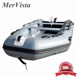 China PVC Hypalon Aluminum Fishing Cheap Rigid Inflatable Boat For Sale