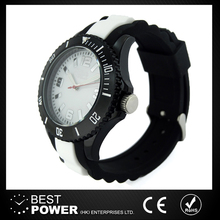 custom silicone watches
