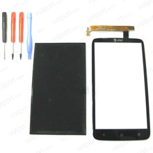 Touch Screen Glass Digitizer Lens Replacement for HTC One X S720e