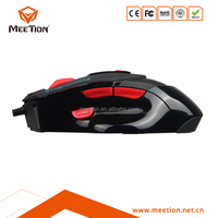 Best selling razer wired oem x7 gaming mouse