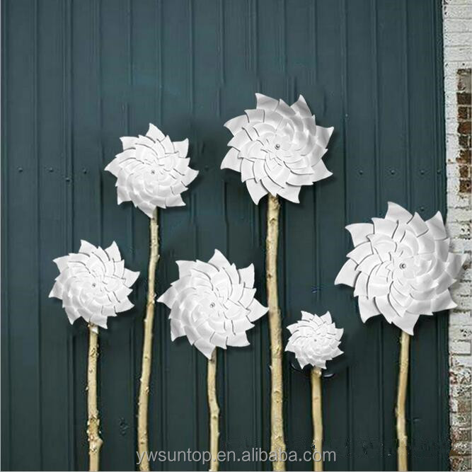 Handmade Paper Flower Style A Wedding Party Decoration Artificial Craft Unique Backdrop DIY Product