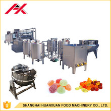 Automatic Commercial Industrial Jelly Candy Wrapping Machine