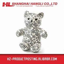 2017 Creative patent design Naughty Bear Toy