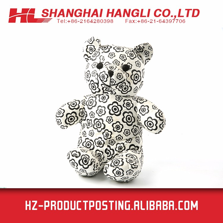 Creative patent design Naughty Bear Plush Toy