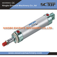 Manufacturer ESSENCE MACHINERY supplier anodize aluminum pipe for air cylinder