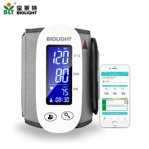 Wholesale Bluetooth arm digital blood pressure monitor