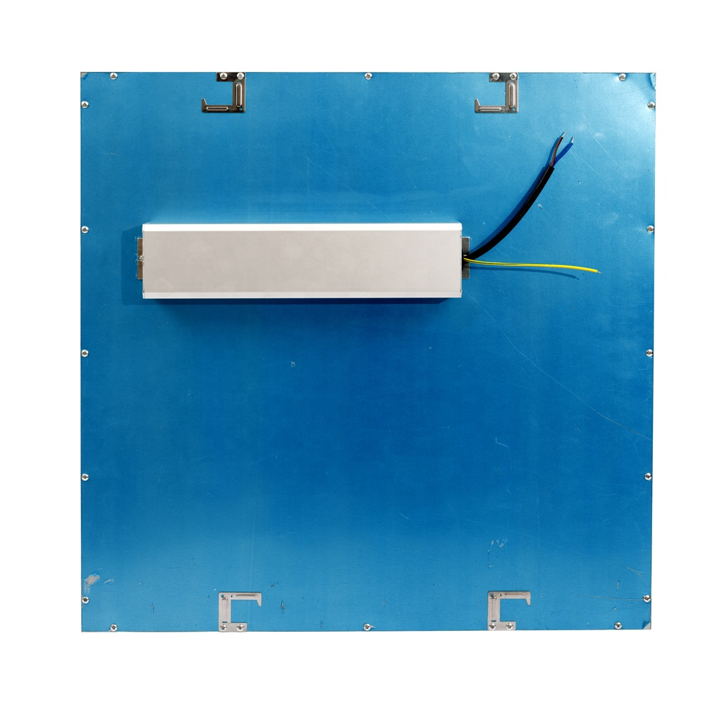 Shenzhen led panel lighting 1200x600 ultra slim surface mounted outdoor emergency square led ceiling light