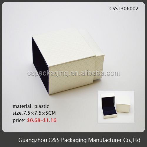 Sales Promotion Good Quality Manufacturer Plastic Jewellery Boxes China